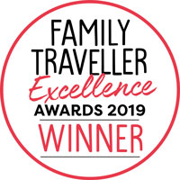 Family Traveller Excellence 2019 Award Winner
