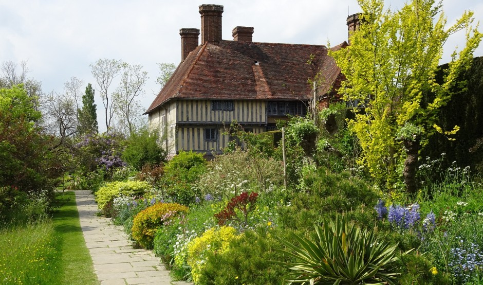 Great Dixter House & Gardens, nearby to Woolley Grange Hotel in Bradford on Avon