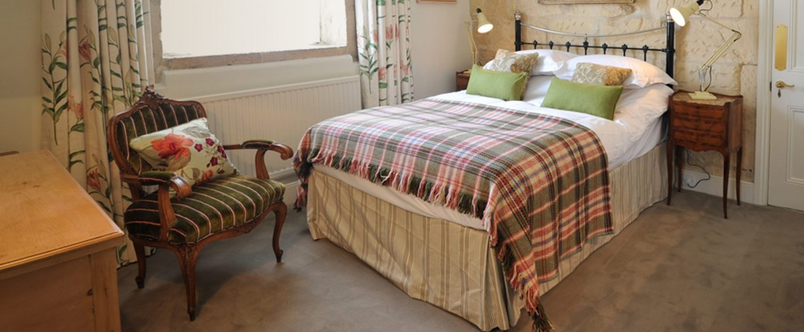 Family hotel room in Wiltshire