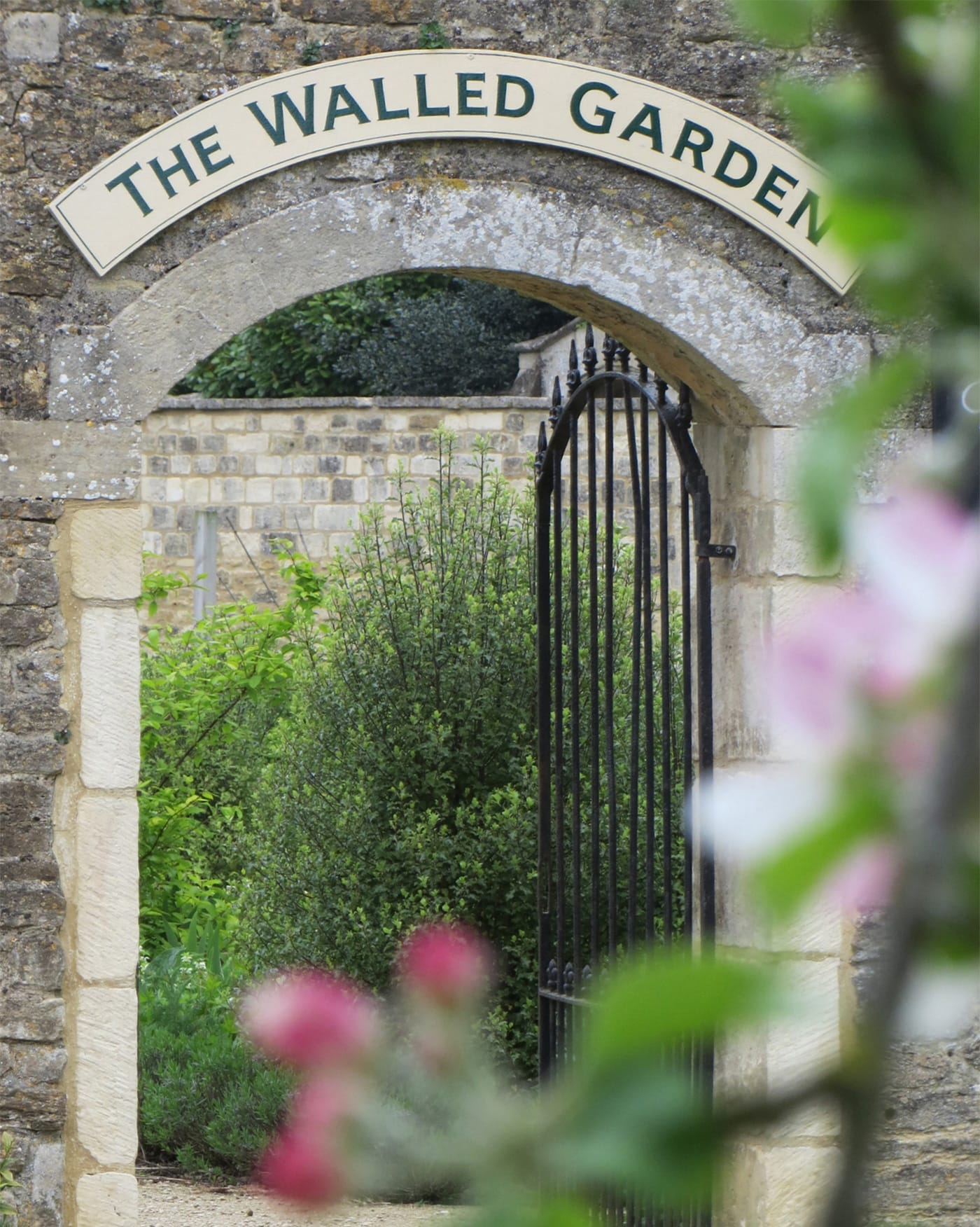 The Walled Garden at Woolley Grange – a luxury family hotel in Wiltshire