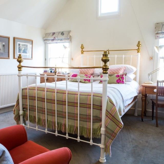 Small double for couples on a romantic break in Wiltshire